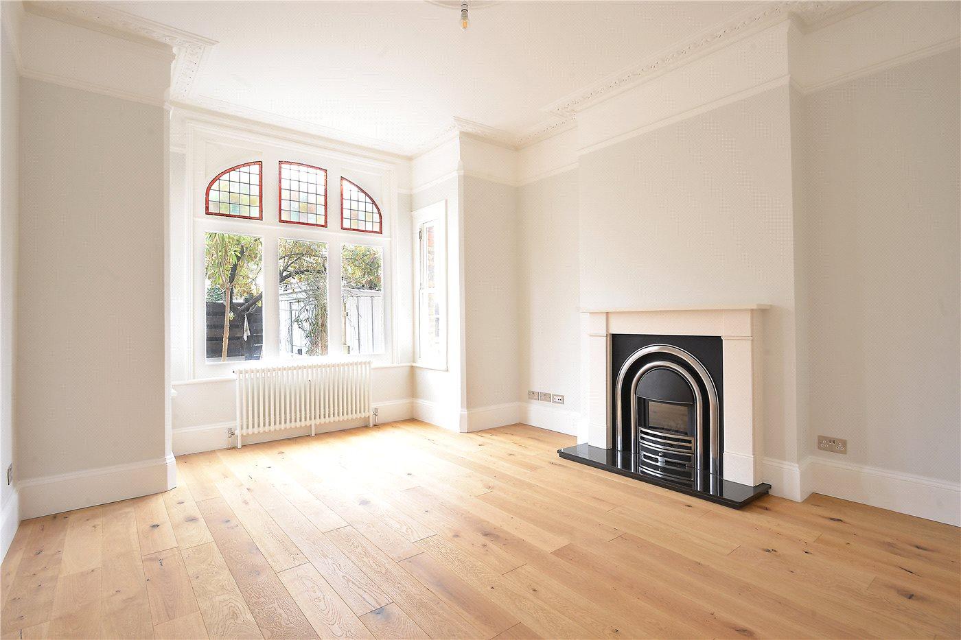 Three Double Bedrooms | Ground Floor Victorian Maisonette | Open Plan  Kitchen/Reception | Modern Bathroom U0026 Utility U0026 Shower Room | West Facing  Private ...