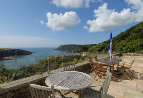 Overcombe, Devon Road, Salcombe, TQ8