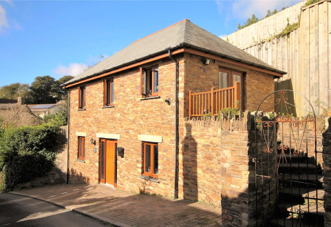 Tithe Bank Cottage, Tithe Hill, Churchstow, Kingsbridge, TQ7