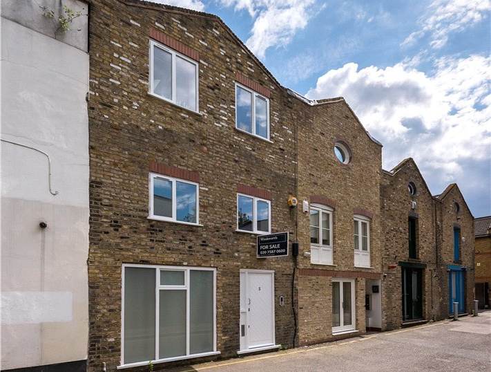 Flat/apartment for sale - Claylands Place, Oval, SW8