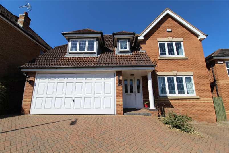 House for sale - Lindisfarne Way, Grantham, NG31