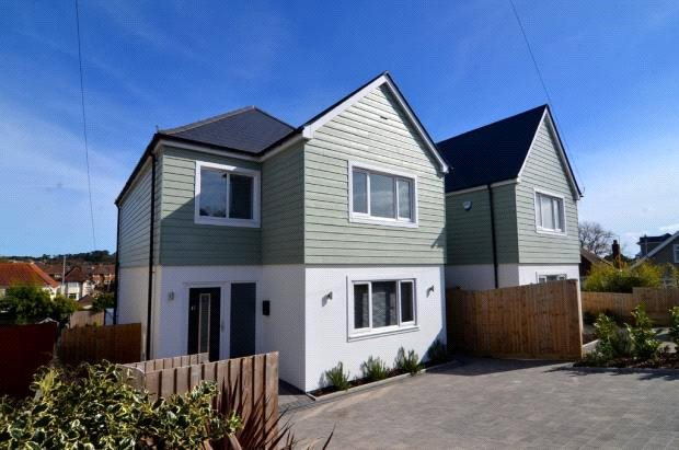 for sale in Poole - Whitefield Road, Whitecliff, Poole, BH14