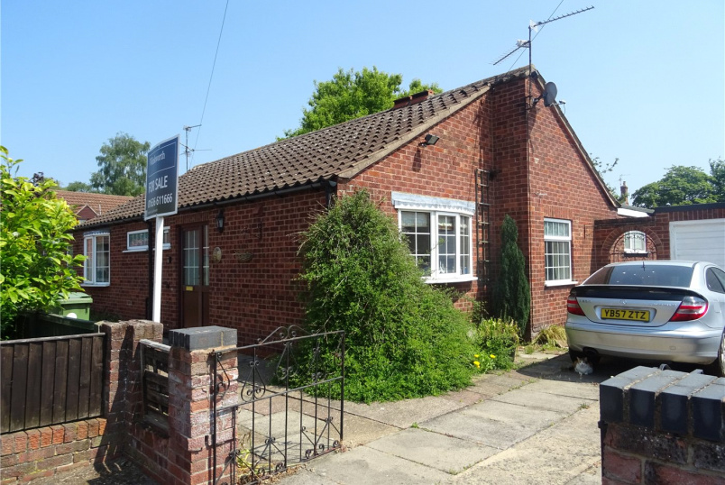 Bungalow for sale - Lunn Lane, Collingham, Newark, NG23