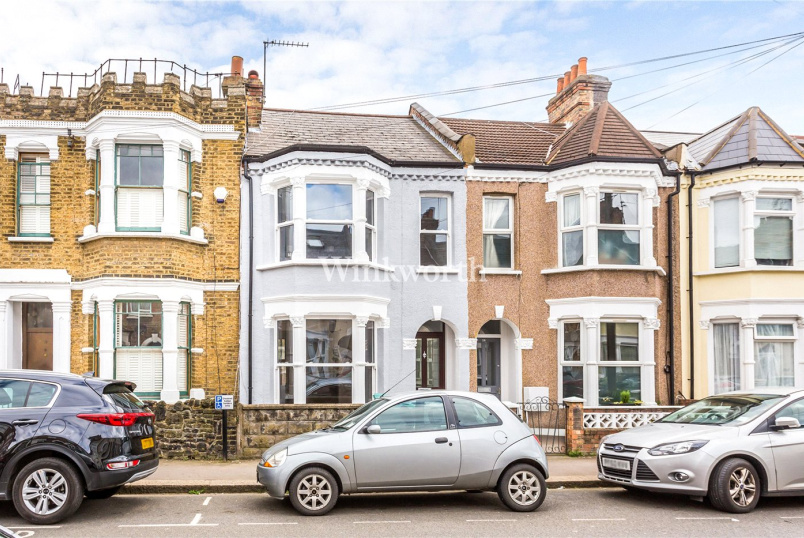 House for sale in Harringay - Greyhound Road, London, N17