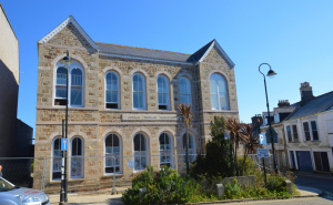 Josiah Thomas Memorial Hall, Trevithick Road, Camborne, TR14 photo