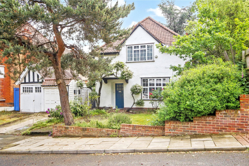 House for sale - West Lodge Avenue, London, W3
