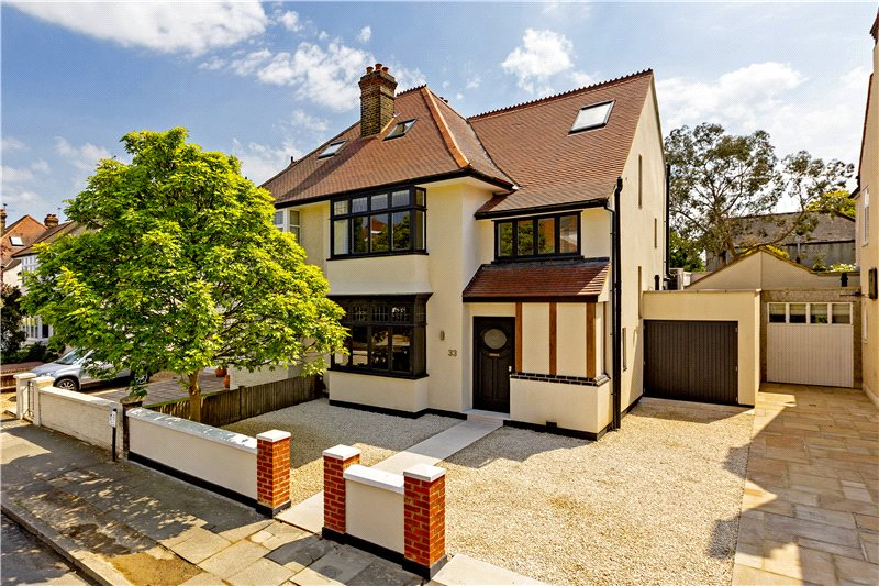 House for sale in Barnes - Suffolk Road, Barnes, London, SW13