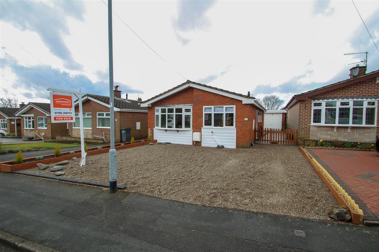 2 Bedroom Property For Sale In Sunningdale Close Burslem Stoke On