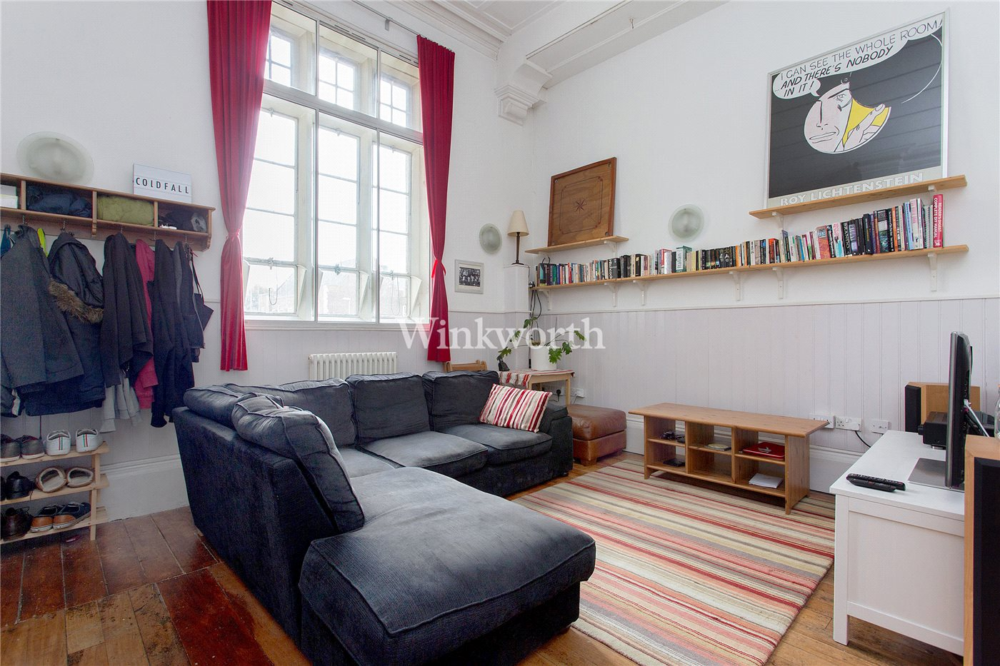 1 bedroom property for sale in Old School Court, Drapers Road ...