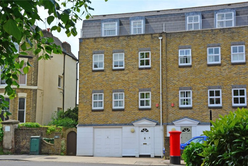 House new instruction - Francis Mews, Burnt Ash Hill, Lee, SE12
