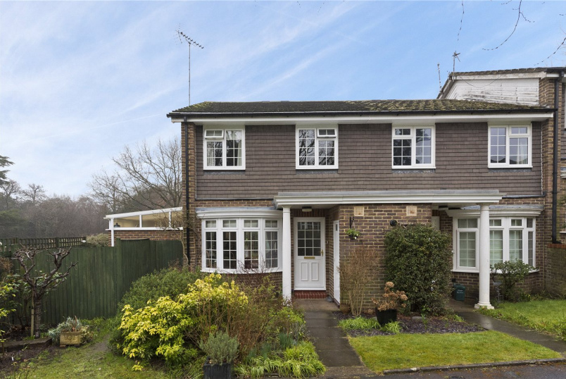 House for sale - Marlborough Drive, Weybridge, Surrey, KT13