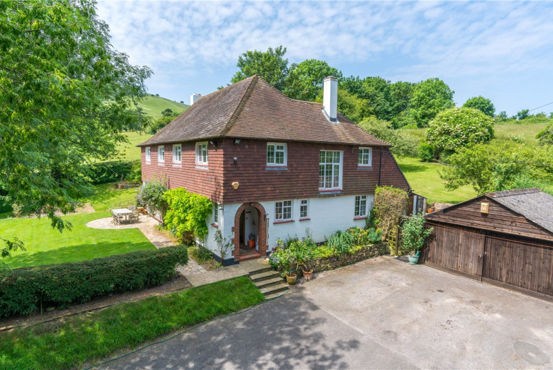 House for sale in Lewes - Church Lane, Kingston, Lewes, BN7