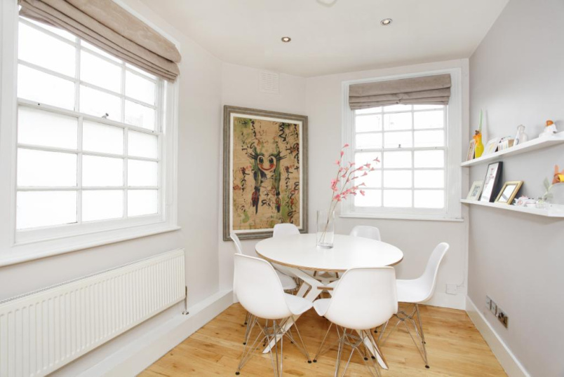 Flat/apartment to let - Blackstock Road, Islington, N4