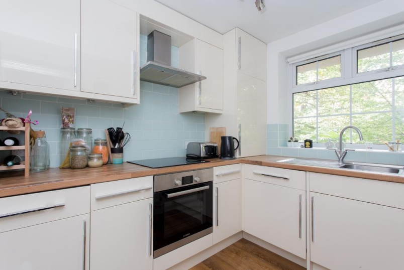 Flat/apartment to let - Denton House, Islington, N1