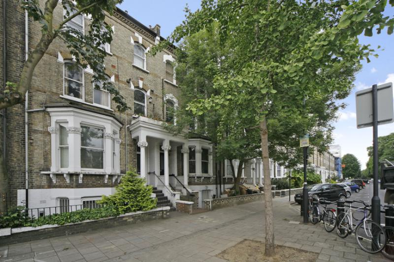 Flat/apartment to let - Edith Road, West Kensington, W14