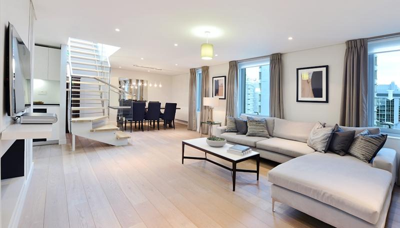Flat/apartment to let - Merchant Square, London, W2