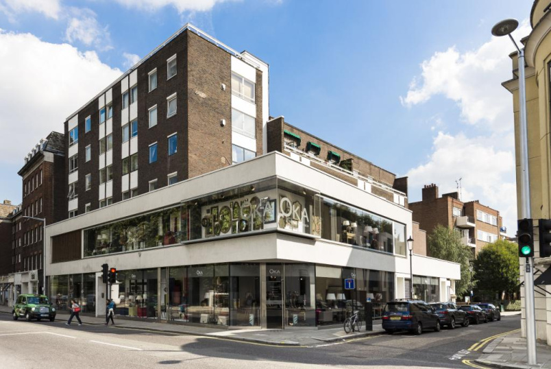 Flat/apartment to let - Fulham Road, London, SW3
