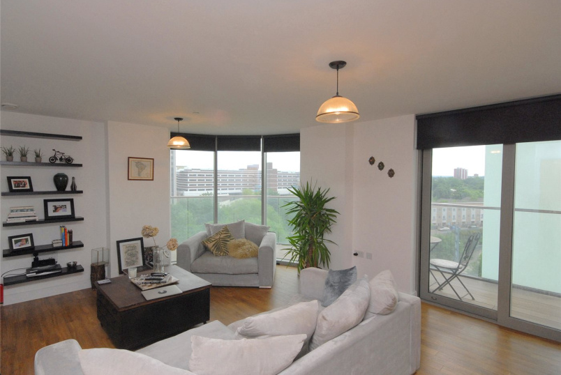Flat/apartment to let - Sienna Alto, 2 Cornmill Lane, London, SE13