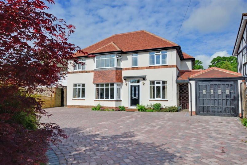 House for sale in  - Marlings Park Avenue, Chislehurst, BR7