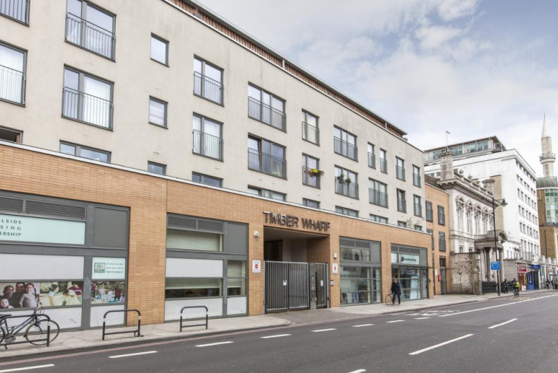 Flat/apartment for sale in Shoreditch - Timber Wharf, 240 Kingsland Road, London, E2