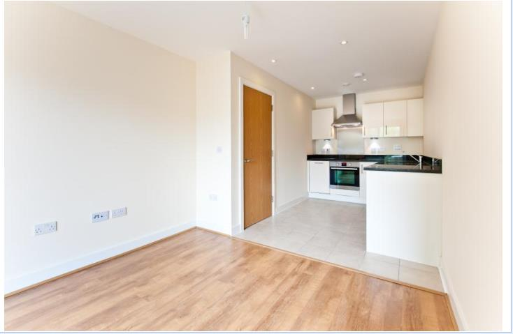 Flat to let - GWYNNE ROAD, SW11