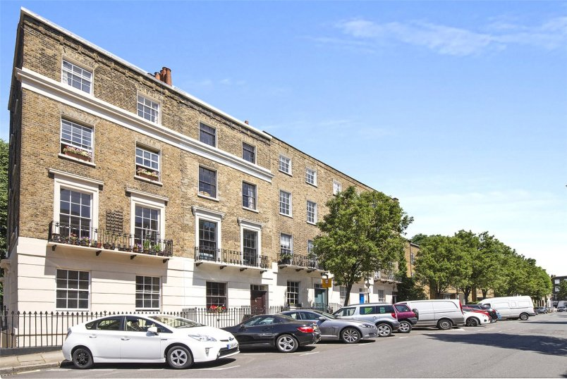 Maisonette for sale in Clerkenwell & City - Great Percy Street, London, WC1X