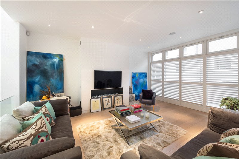 House to rent in South Kensington - Queens Gate Mews, South Kensington, London, SW7