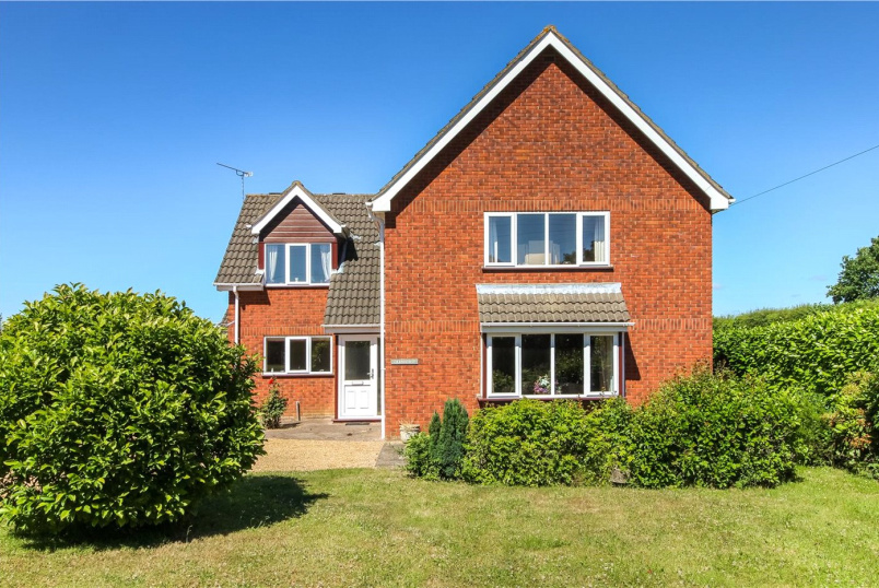 House new instruction - Wood Lane, Swardeston, Norwich, NR14
