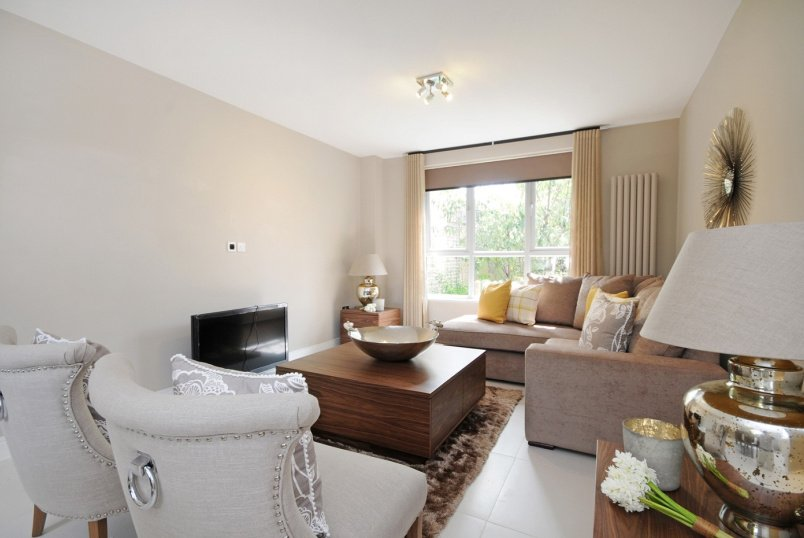 Flat to rent in St Johns Wood - BOYDELL COURT, NW8 6NJ
