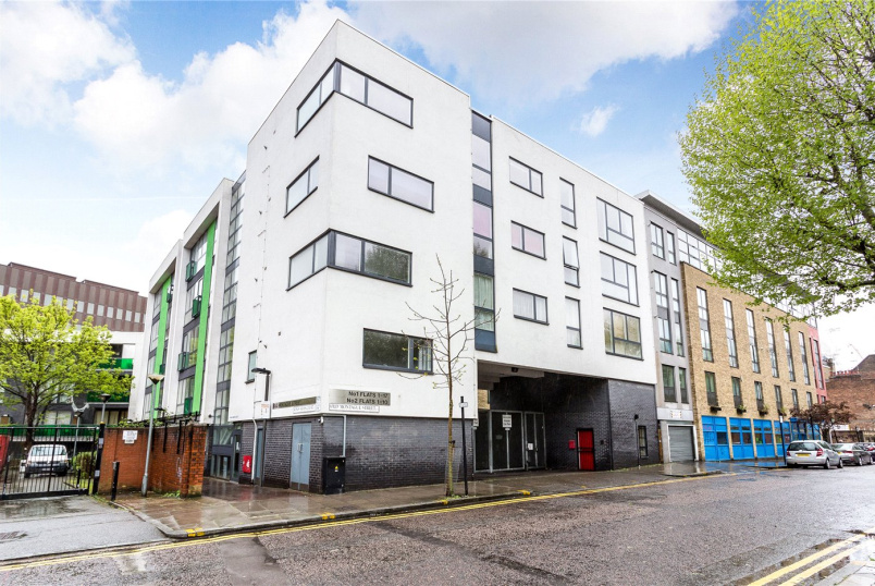 Flat/apartment for sale in Shoreditch - Kings Arms Court, London, E1