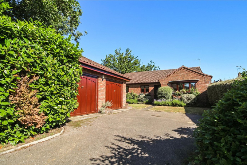 Bungalow for sale in Poringland - Carr Lane, Poringland, Norwich, NR14