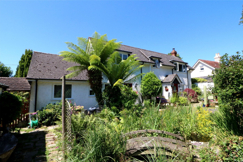 Cottage for sale in Sway - Back Lane, Sway, Lymington, SO41