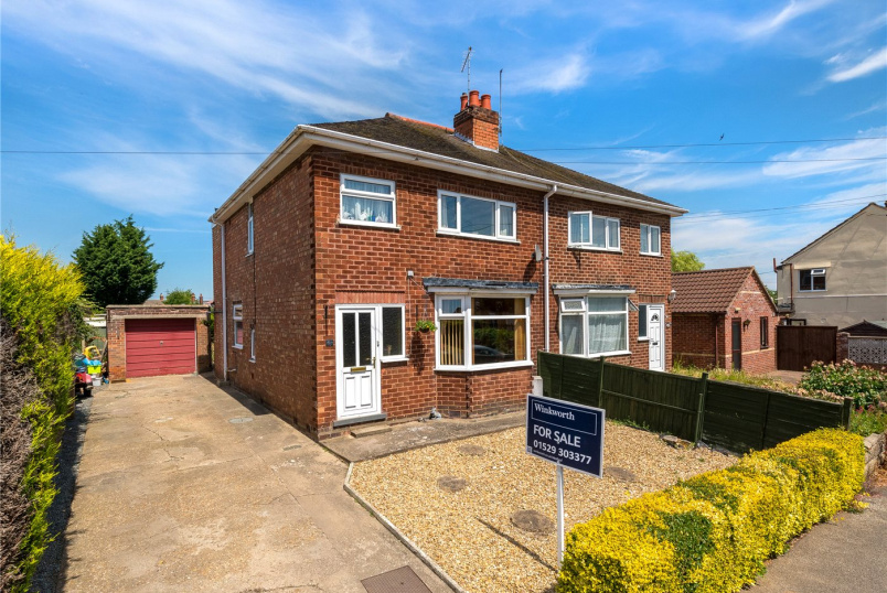 House for sale in Sleaford - Cameron Street, Heckington, Sleaford, NG34