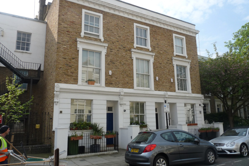 House - terraced to rent in St Johns Wood - BLENHEIM TERRACE, NW8 0EH
