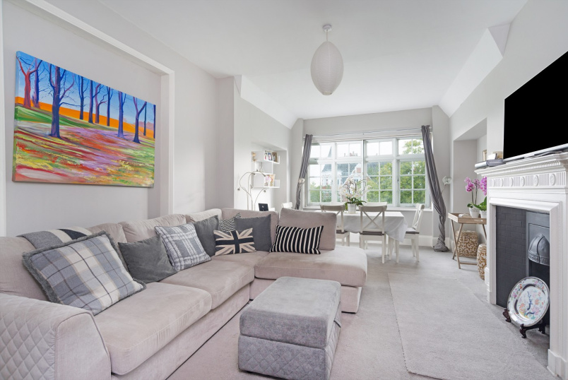 Apartment for sale in St Johns Wood - CLIFTON COURT, NW8 8HU