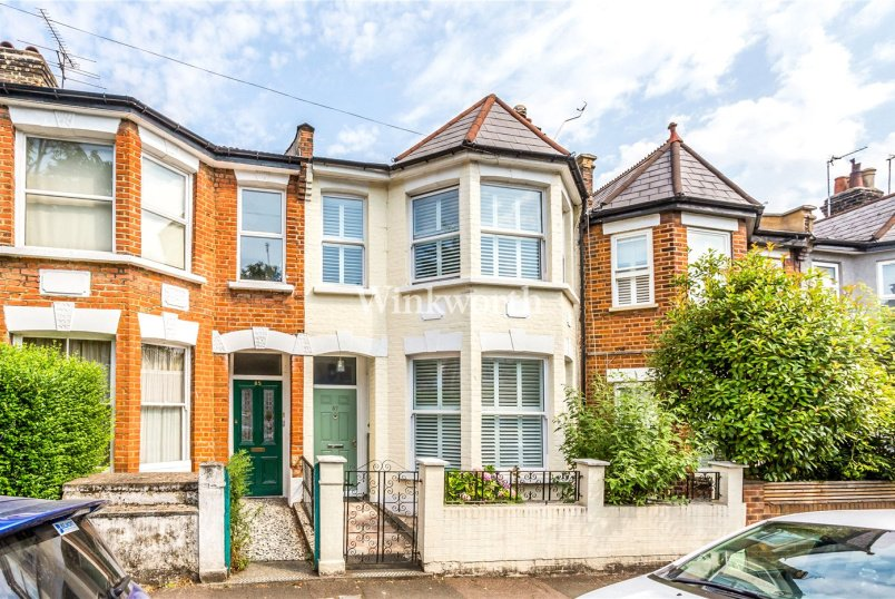House for sale in Harringay - Umfreville Road, London, N4
