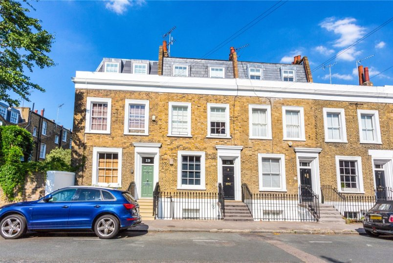 Flat/apartment for sale in Islington - Rees Street, London, N1