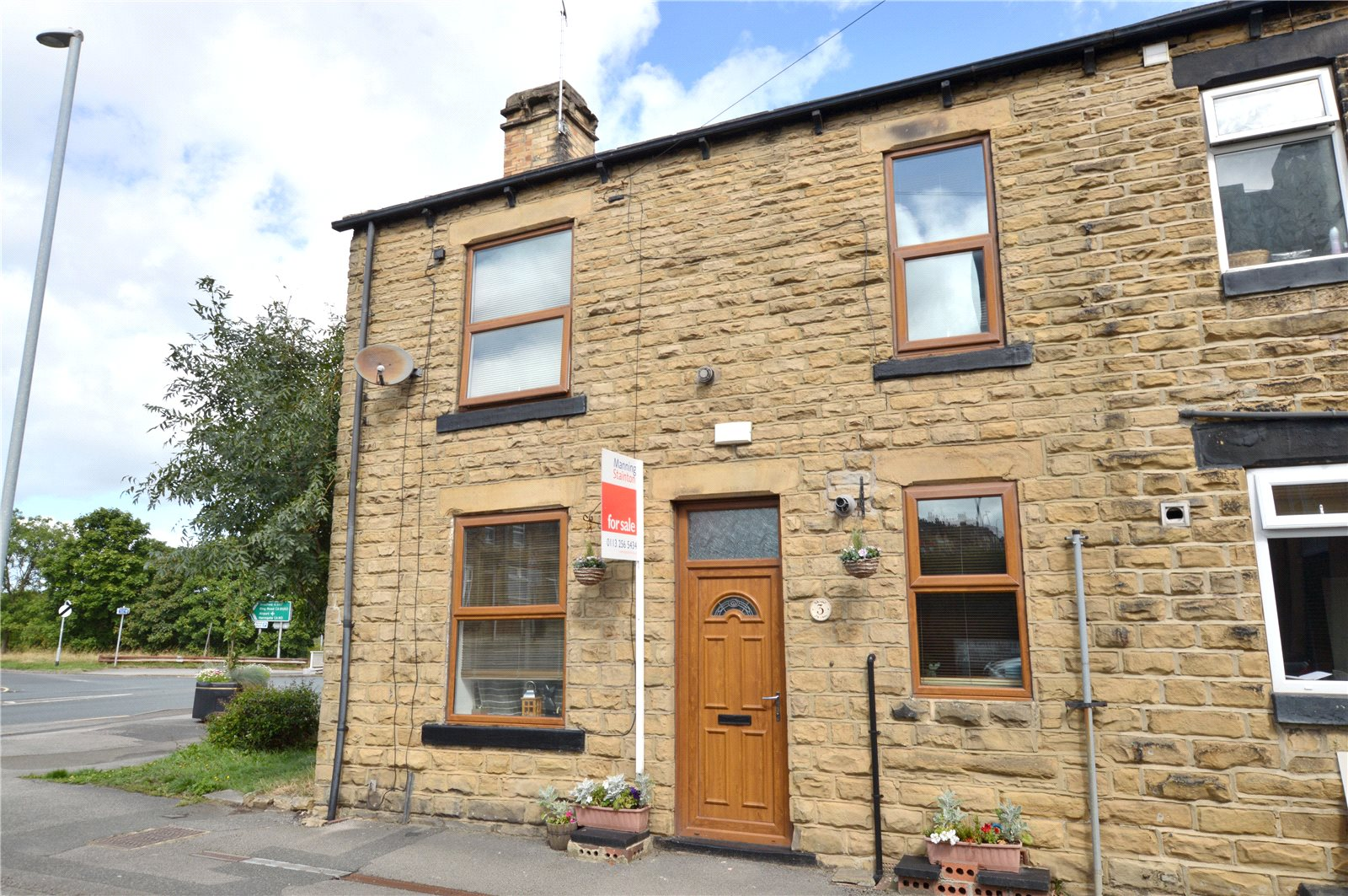 home for sale in Pudsey