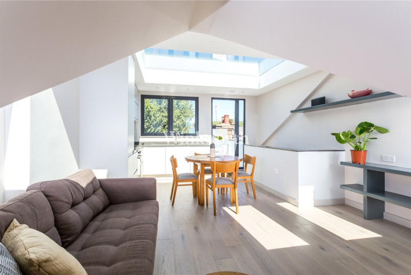 Flat/apartment for sale in Crouch End - Effingham Road, London, N8