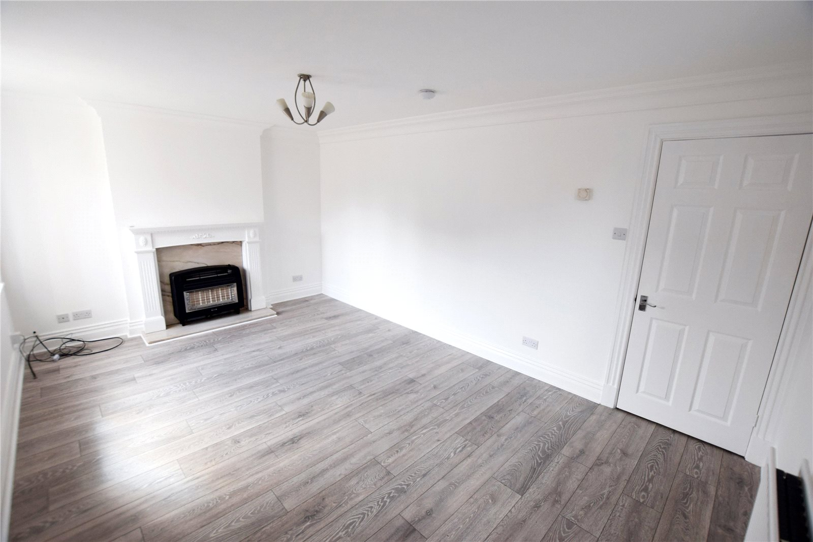 Property for sale in Wortley, interior recpetion room