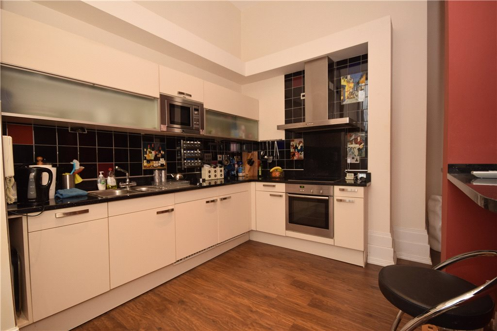 Apartment for sale in Pudsey Modern kitchen