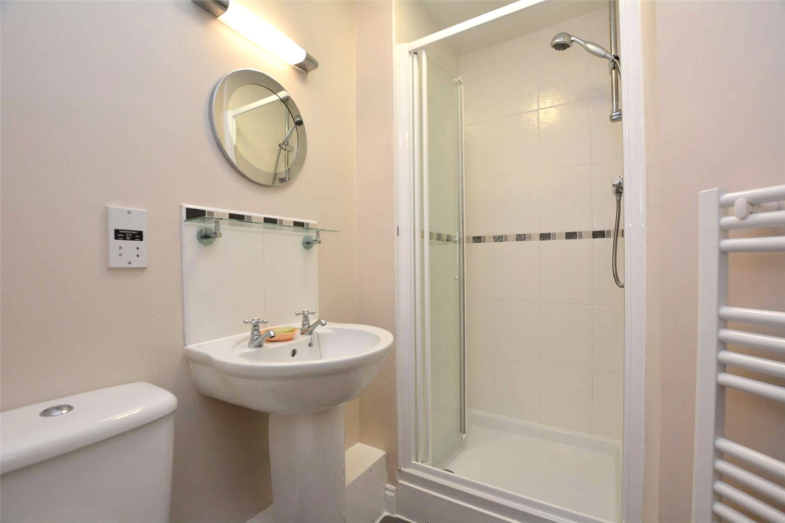 Property for sale in Pudsey, bathroom