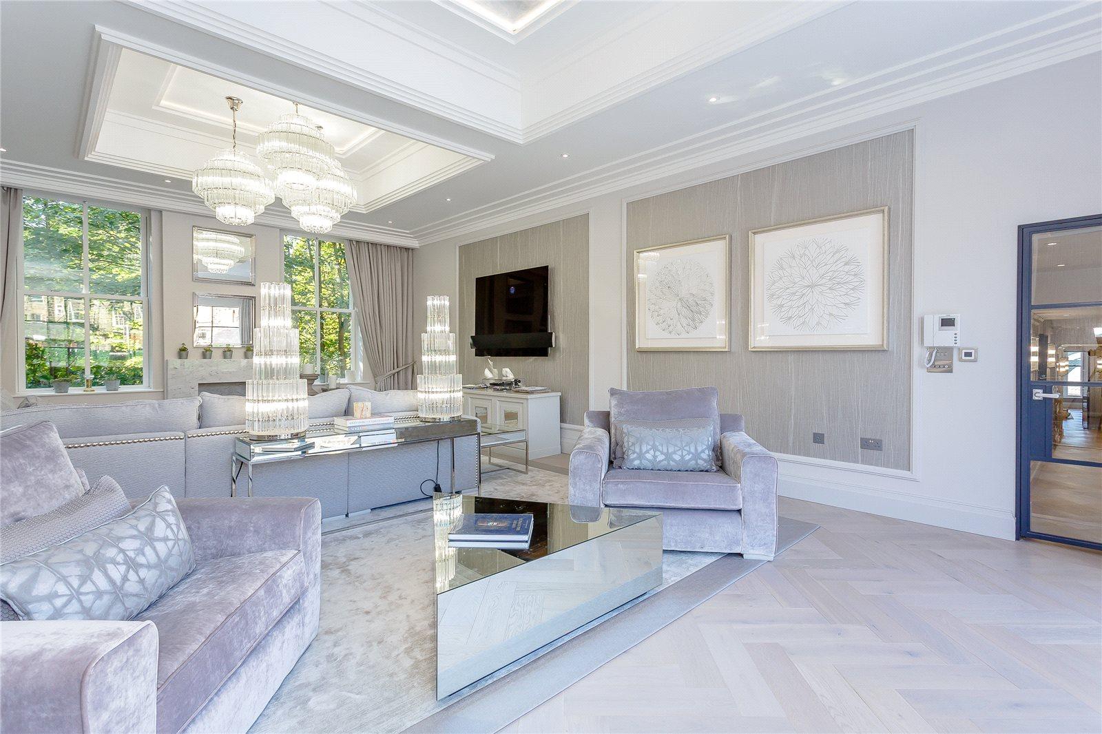 Imperial mansions harrogate, living room