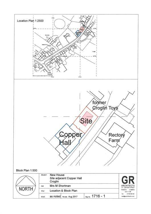 Property For Sale In Ca4 9rz Croglin Penrith Cumbria