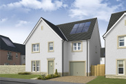 View of Plot 42, The Harper, Meadowside, Kirk Road, Aberlady, EH32