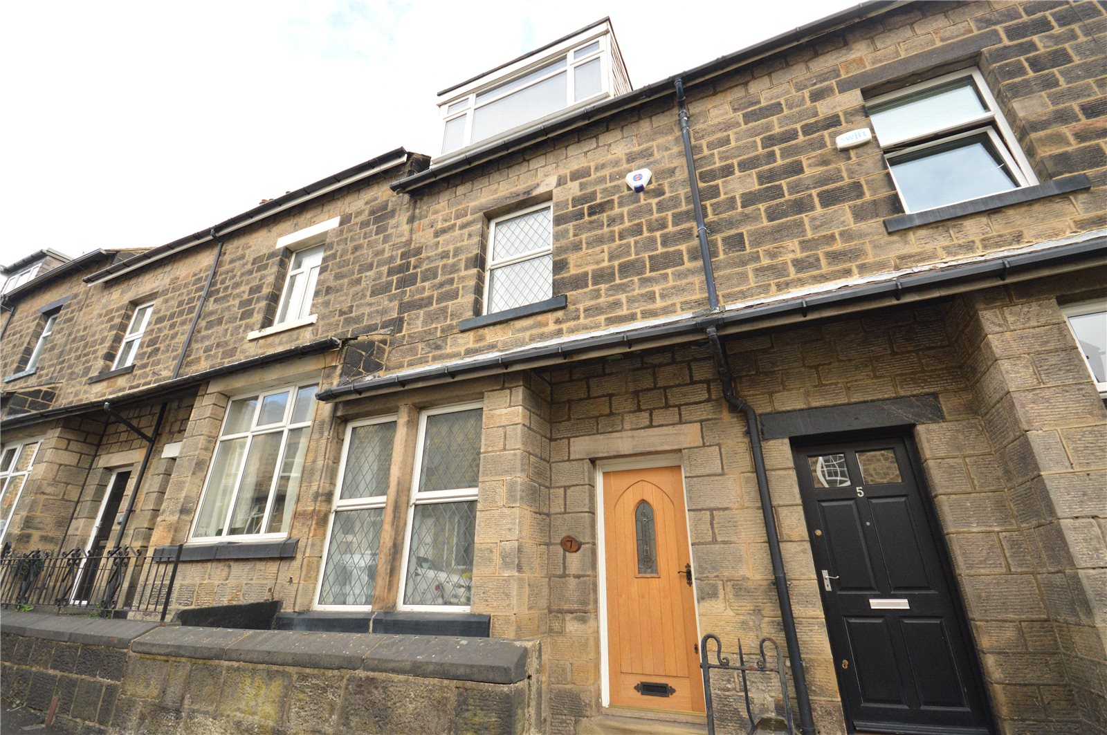 property for sale in horsforth, exterior of home