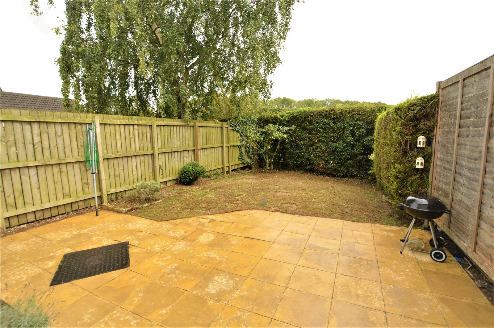 Property for sale in Wetherby, garden