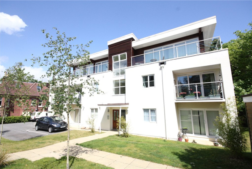 Flat/apartment for sale in Westbourne - Snowdon Road, Westbourne, Dorset, BH4