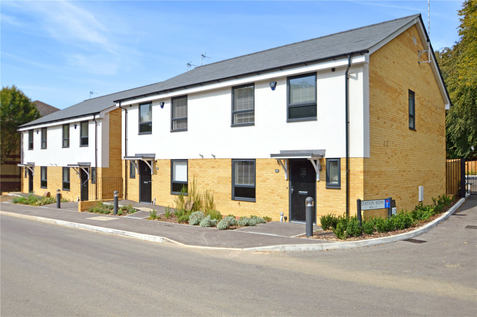 Darcliffe Homes, Watercress Mews, Four Marks, Alton