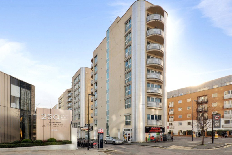 Flat/apartment to rent in Clerkenwell & City - Ability Towers, 1 Macclesfield Road, London, EC1V